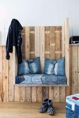 Dormitorios infantiles de estilo rural de Smeele | ruimte voor ontwerp
