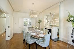 classic Dining room by Nash Baker Architects Ltd