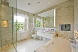 classic Bathroom by Nash Baker Architects Ltd