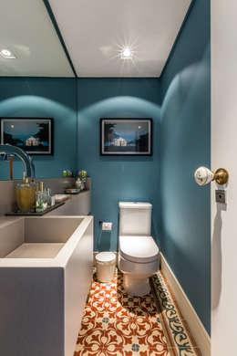 Vila Nova: Banheiros modernos por contato83