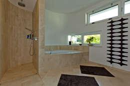 modern Bathroom by Atelier Fürtner-Tonn