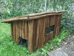 Gregor-Design: rustik tarz tarz Bahçe