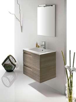 Baños de estilo moderno por Baño Decoración