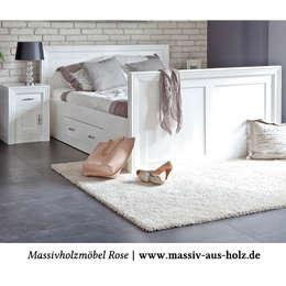 minimalistic Bedroom by Massiv aus Holz