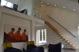 Bureau de style de style Moderne par STROOM architecten