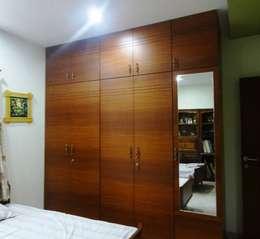 A cozy cottage feel Home.: modern Bedroom by Freelance Designer