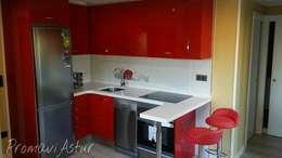 modern Kitchen by COCINAS PROMAVIASTUR
