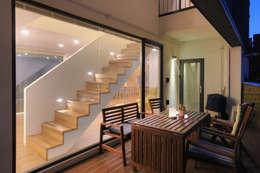 Comedores de estilo moderno por mlnp architects