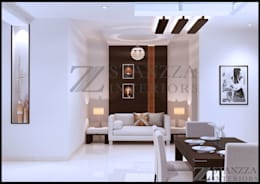 Haris: modern Living room by stanzza