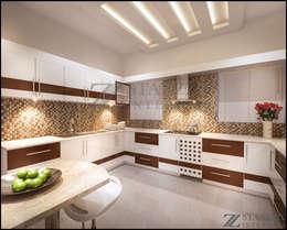 Liju Cherian: modern Kitchen by stanzza