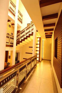 Anaz:  Corridor & hallway by stanzza