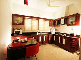 Anaz: modern Kitchen by stanzza