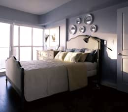 Appartement, 2012: Chambre de style de style Classique par ANNA DUVAL