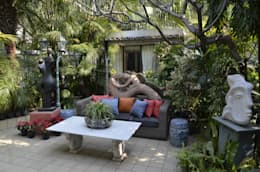 private residence: classic Garden by VISIONS