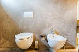 Projekty,  Łazienka zaprojektowane przez JRBOTAS Design & Home Concept