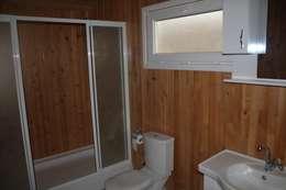 country Bathroom by Kuloğlu Orman Ürünleri