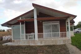 Maisons de style de stile Rural par Kuloğlu Orman Ürünleri