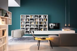 modern Living room by Livarea