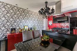 modern Kitchen by Lo. interiores