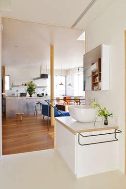 アーキライン一級建築士事務所의  화장실
