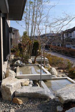 ausgefallener Garten von 平山庭店