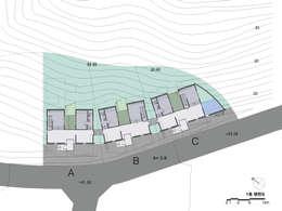 세자매 하우스 : 예공건축 의