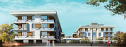 modern Houses by CCT INVESTMENTS