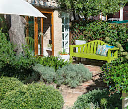 Come avere un giardino incredibilmente bello tutto l anno for Progetto aiuole per giardino