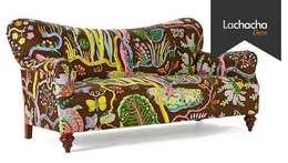 Retapizados y algunos muebles a pedido : Livings de estilo moderno por La ChaChaDeco