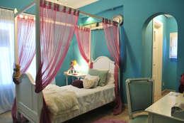 Encuentro: Dormitorios de estilo moderno por Estudio Moron Saad