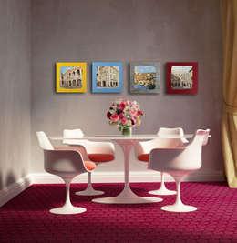 Walls & flooring by lunosa