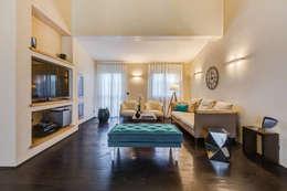 غرفة المعيشة تنفيذ Erina Home Staging