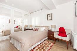 La Paz. Madrid: Dormitorios de estilo clásico de itta estudio