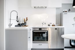 scandinavian Kitchen by Baltic Design Shop