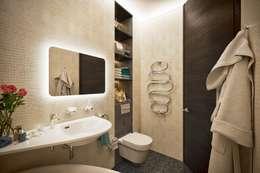 浴室 by Lotos Design