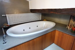 Baños de estilo minimalista por studio ferlazzo natoli