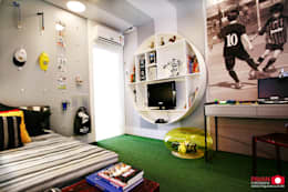 Chambre d'enfant de style de style Moderne par Pavan Fotografia | Marcus Vinicius Pavan
