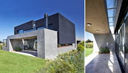 modern Houses by Speziale Linares arquitectos