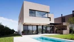Speziale Linares arquitectos의  주택