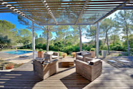 Terras door JOSE MARCOS ARCHITECTEUR