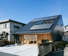 Rumah by 株式会社タバタ設計