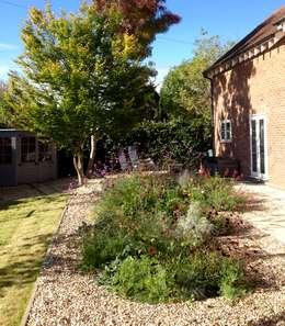 moderne Tuin door Cornus Garden Design
