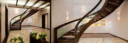 Residential:  Corridor & hallway by Prabu Shankar Photography