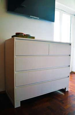 Fotos RÜM: Dormitorios de estilo minimalista por RÜM Proyectos y Diseño