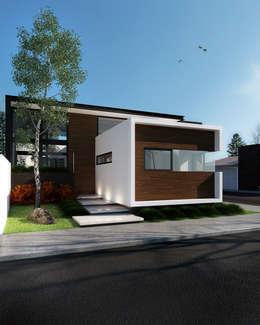 modern Houses by Wowa