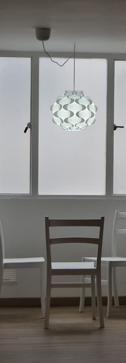 APARTAMENTO 97: Cocinas de estilo ecléctico por santiago dussan architecture & Interior design