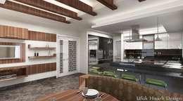 HİSARİ DESIGN STUDIO –  MISCELLANEOUS HOME PROJECT: modern tarz Mutfak