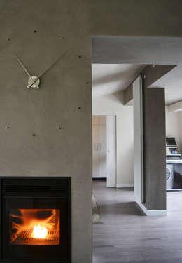 Livings de estilo moderno por LTAB/LAB STUDIO