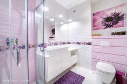 modern Bathroom by Auraprojekt