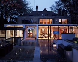 KSR Architects | Compton Avenue | Exterior: modern Houses by KSR Architects
